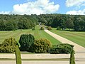 Chatsworth House - view from the house to the cascade - geograph.org.uk - 1217952.jpg