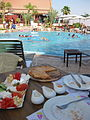 Cheese Plate, Pizza, and a Pool (2967286686).jpg