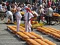 Cheese market in Alkmaar 05.jpg