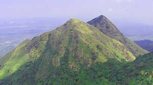 Chembra Peak - View of Chembra Peak