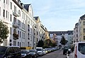 Chemnitz, die Theodor-Lessing-Straße.JPG