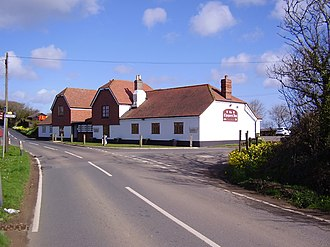 Rookley - The Chequers Inn