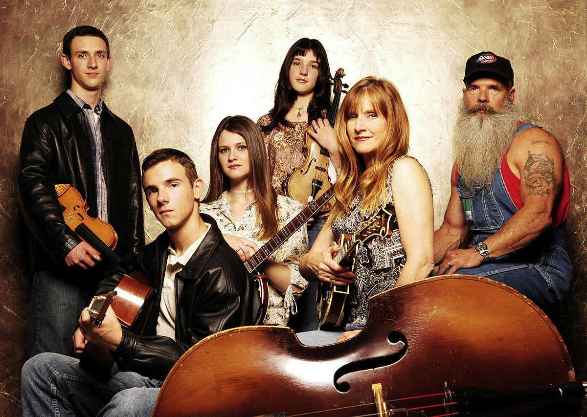 Amateur country music bands