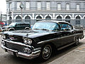 Chevrolet Bel Air Impala Coupe 1958 (13493153384).jpg