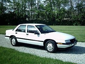 Chevrolet Corsica Wikipedia