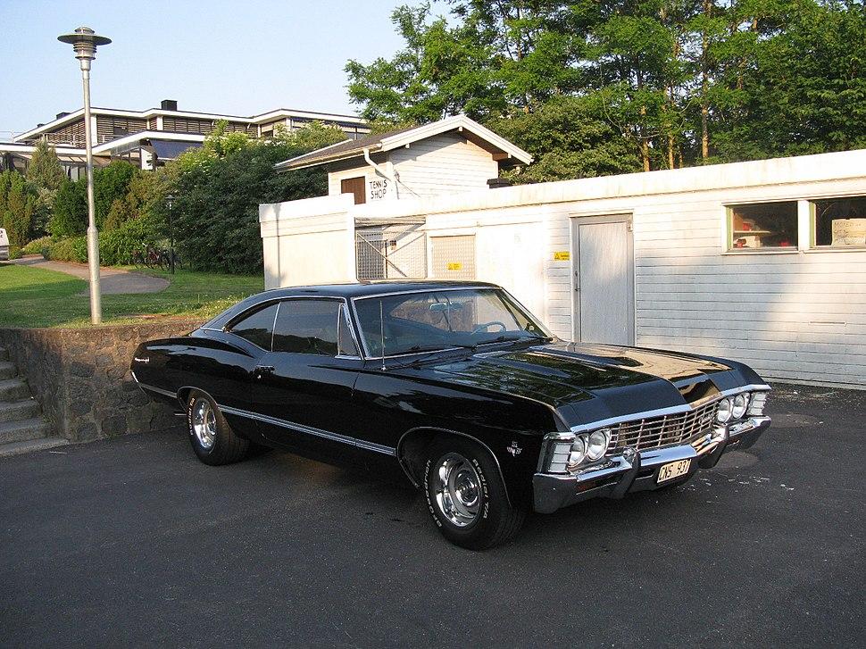 Chevrolet Impala 1967 (11695634105)