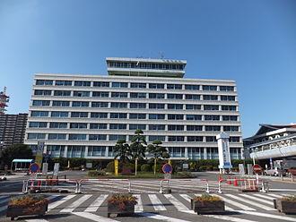 Chūō-ku, Chiba - Chiba city office