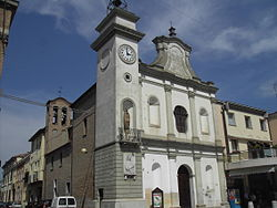 Suffragio church.