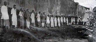 Chittagong armoury raid - Chittagong armoury raid