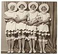 Chorus girls, 192- - Sam Hood (6264649473).jpg