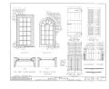 Christ Church (Episcopal), Columbus and Cameron Streets, Alexandria, Independent City, VA HABS VA,7-ALEX,2- (sheet 10 of 13).png