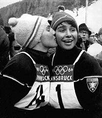Christine and Marielle Goitschel 1964.jpg