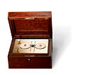 Chronograph invented by Nicolas Rieussec, 1821.jpg