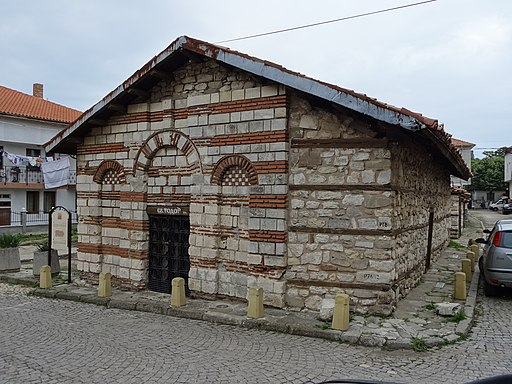Church of Saint Theodore, Nesebar