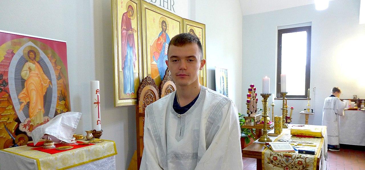 9-е воскресенье по Пятидетнице в Мёнхенгладбахе.