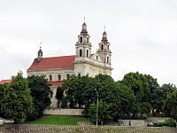 Church of the St Raphael the Archangel in Vilnius12.jpg