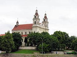 Church of the St Raphael the Archangel in Vilnius12.jpg