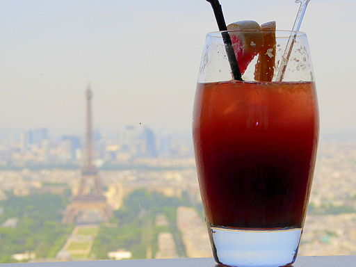 Ciel de Paris, Cocktail Zodiac
