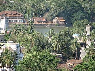 Sawantwadi taluka - Image: City