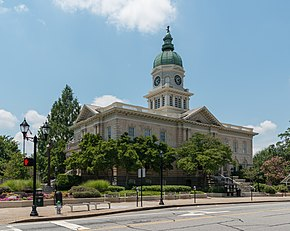 City Hall, Athens, Southeast view 20160630 1.jpg