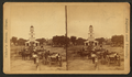 City Market House. Watermelon wagons standing in the foreground, by Jr. John.png