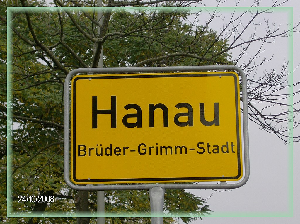 City sign HANAU am Main - panoramio.jpg