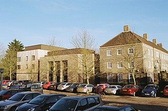 Van Heyningen and Haward Architects - Clare College, Cambridge – Lerner Court