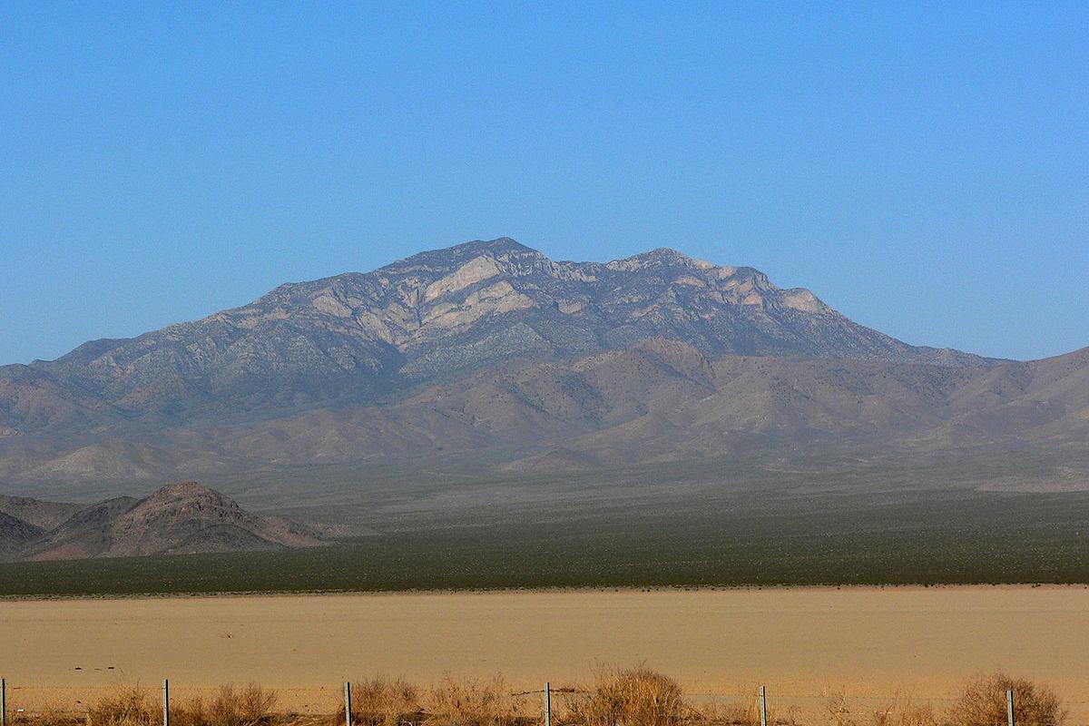 Clark Mountain Wikip 233 Dia