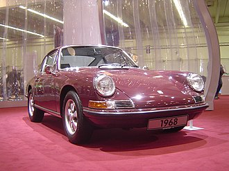 Porsche 911 - Porsche 911 of 1968