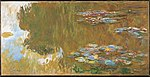 Claude Monet - The Water Lily Pond, c. 1917-19 - Google Art Project.jpg