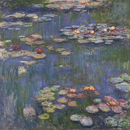 Claude Monet - Water Lilies - Google Art Project (462013)