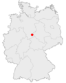 Clausthal-Zellerfeld location in germany.png