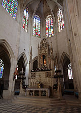 basilique notre dame de cl ry wikip dia. Black Bedroom Furniture Sets. Home Design Ideas