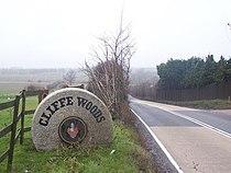 Cliffe Woods Village Sign - geograph.org.uk - 1084409.jpg