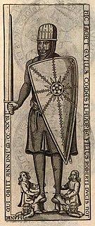 William Clito Belgian noble