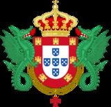 Mantelo de Brakoj de la Regno de Portugalio (1640-1910).png