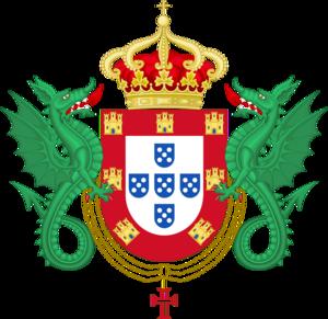 Duvida em Heraldica 300px-Coat_of_Arms_of_the_Kingdom_of_Portugal_%281640-1910%29