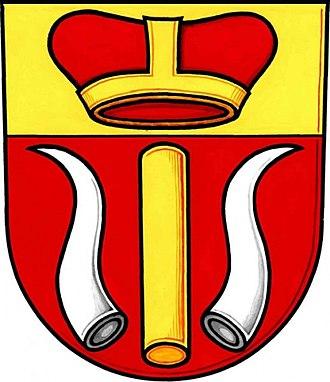 Dlouhá Brtnice - Image: Coat of arms of Dlouhá Brtnice