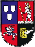 Coat of arms of Vilnius Art Academy.png