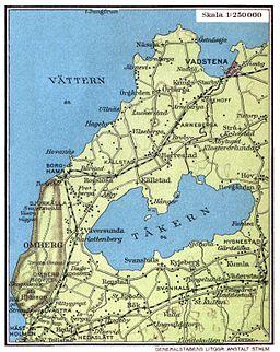 omberg karta Omberg – Wikipedia omberg karta