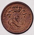 Coin BE 1c Leopold I Monogram obv 09.TIF