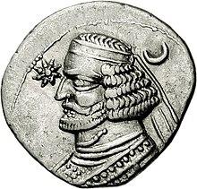 Munt van Orodes II, Mithradatkert (Nisa) mint.jpg