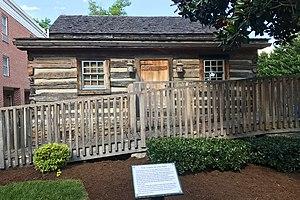 Col Alto - Image: Col Alto, Lexington, VA cabin