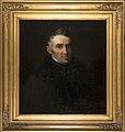 Collectie NMvWereldculturen, TM-1797-1, Olieverfschildering, 'Hendrik Hentzepeter (1781-1845) door Raden Saleh', Raden Saleh, 1829-1839.jpg