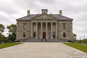 Newfoundland and Labrador House of Assembly - Colonial Building, the House of Assembly of the Dominion of Newfoundland