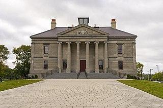 Colonial Building Newfoundland and Labrador, Canada