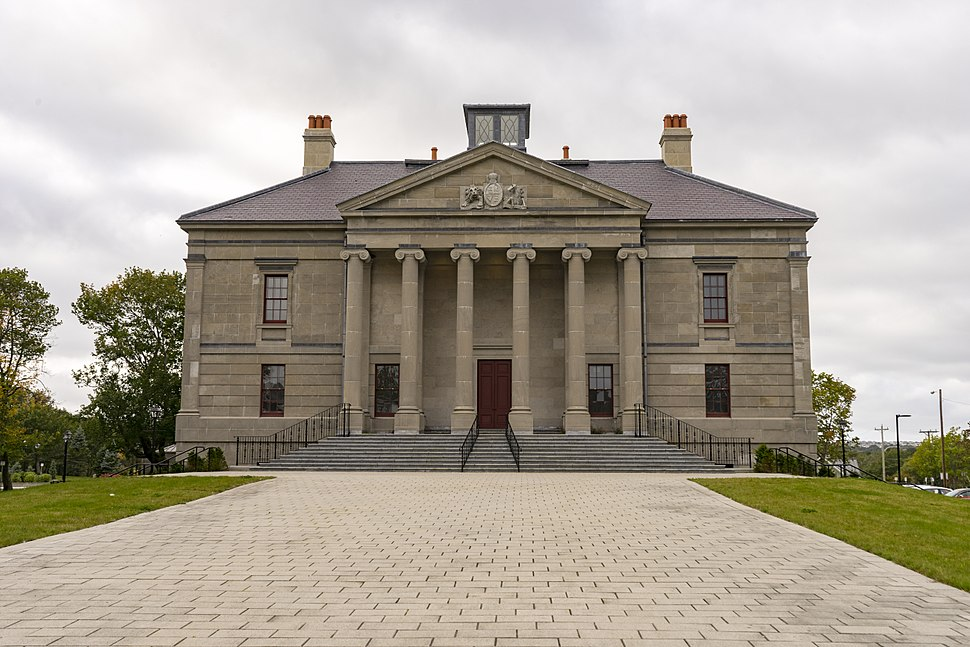 Colonial Building, St. John's, Canada
