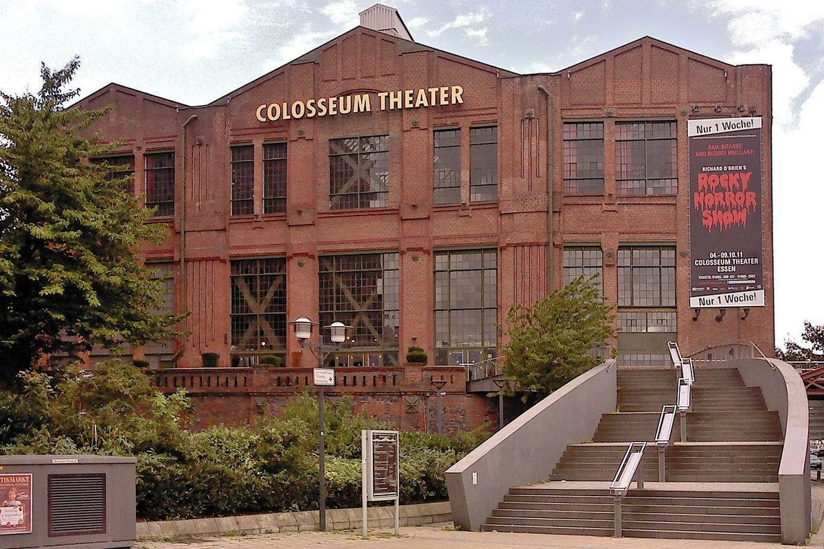 colosseum theater wikipedia. Black Bedroom Furniture Sets. Home Design Ideas