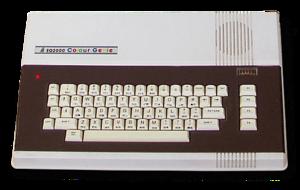 Colour Genie - EG2000 Colour Genie computer