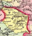 Colton, G.W. Turkey In Asia And The Caucasian Provinces Of Russia. 1856 (BH).jpg